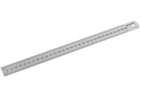 Линейка метровая из нержавеющей стали А2 с лазерной гравировкой 1000 мм Tactix