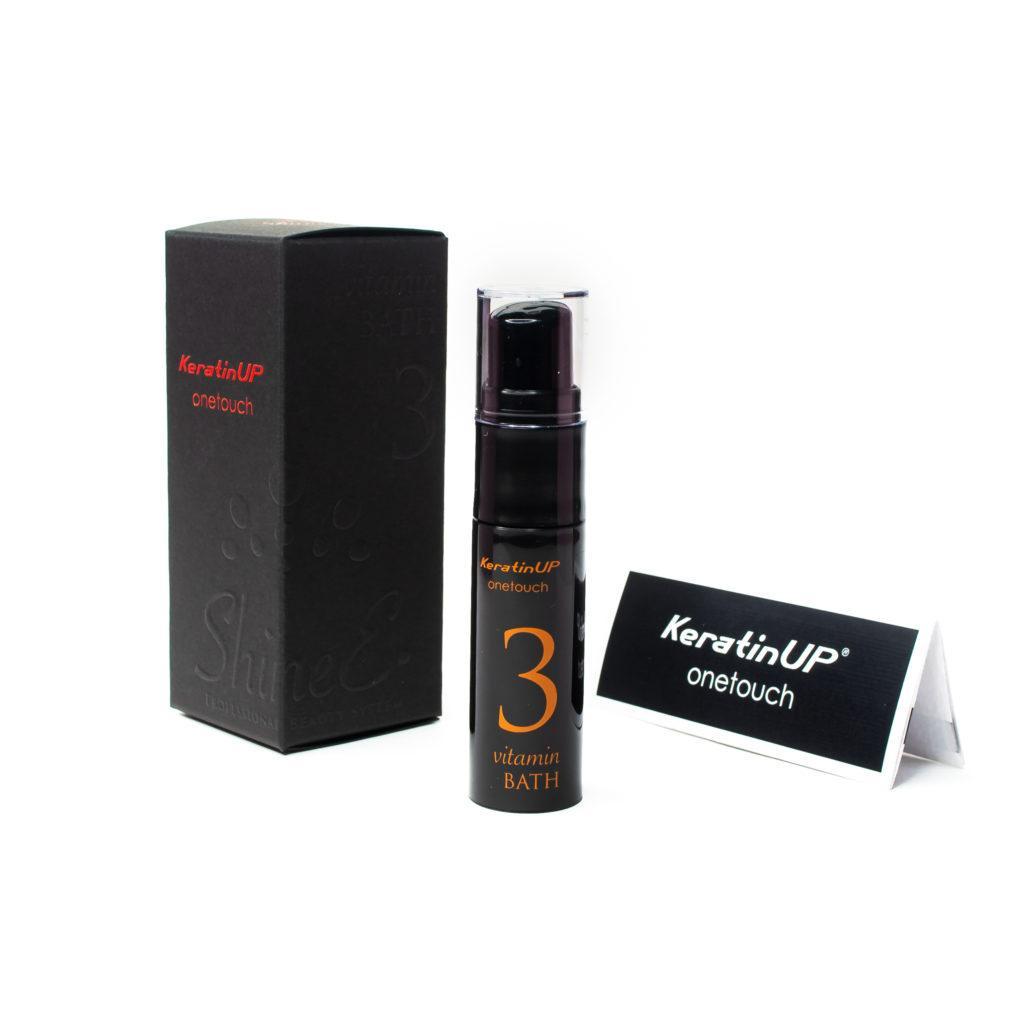 Состав №3 для ламинирования ресниц и бровей Vitamin BATH ShineE, 10 мл ( Увлажнение и питание)