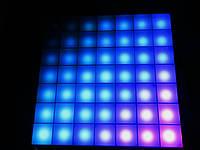 Светодиодная Pixel Panel напольная F-142-7*7-4-P