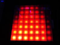Светодиодная Pixel Panel настенная W-142-7*7-6