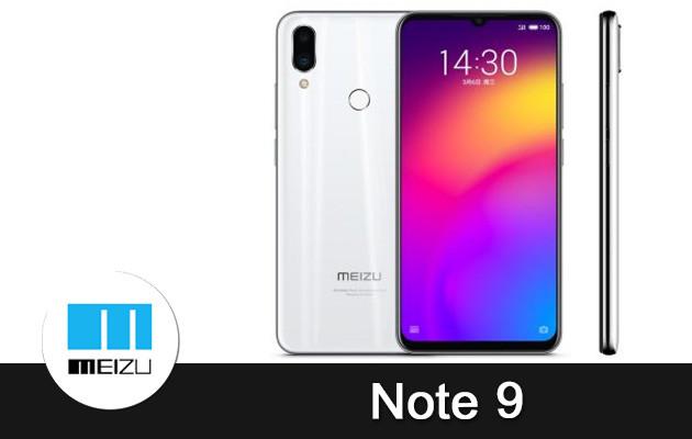 Чохли з малюнком для Meizu Note 9