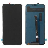 Дисплей Asus ZenFone 5 ZE620KL/5Z ZS620KL с тачскрином черный Оригинал