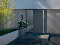 Двері вхідні Thermo65 Ultramatt Deluxe Hormann, фото 1