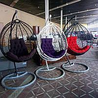 Подвесное кресло Garden_Black