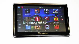 """7"""" GPS навигатор Pioneer 716 - 8Gb / 800MHz / 256Mb / IGO + Navitel + CityGuide"""