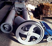 Конвейер винтовой (шнековый) КВ диаметром 150 мм