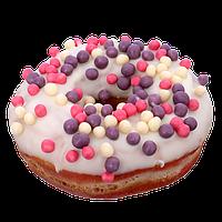 """Пончик """"Donut"""" PINK & WHITE"""