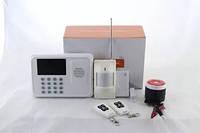 Комплект беспроводной GSM сигнализации  со встроенной клавиатурой