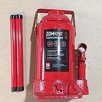 Домкрат бутылочный, 32т, красный H=255/425