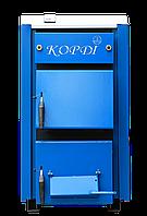 Недорогой твердотопливный котел Корди АОТВ-12СТ