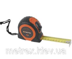 Рулетка измерительная 2мх16 мм. с нейлоновым покрытием Tactix