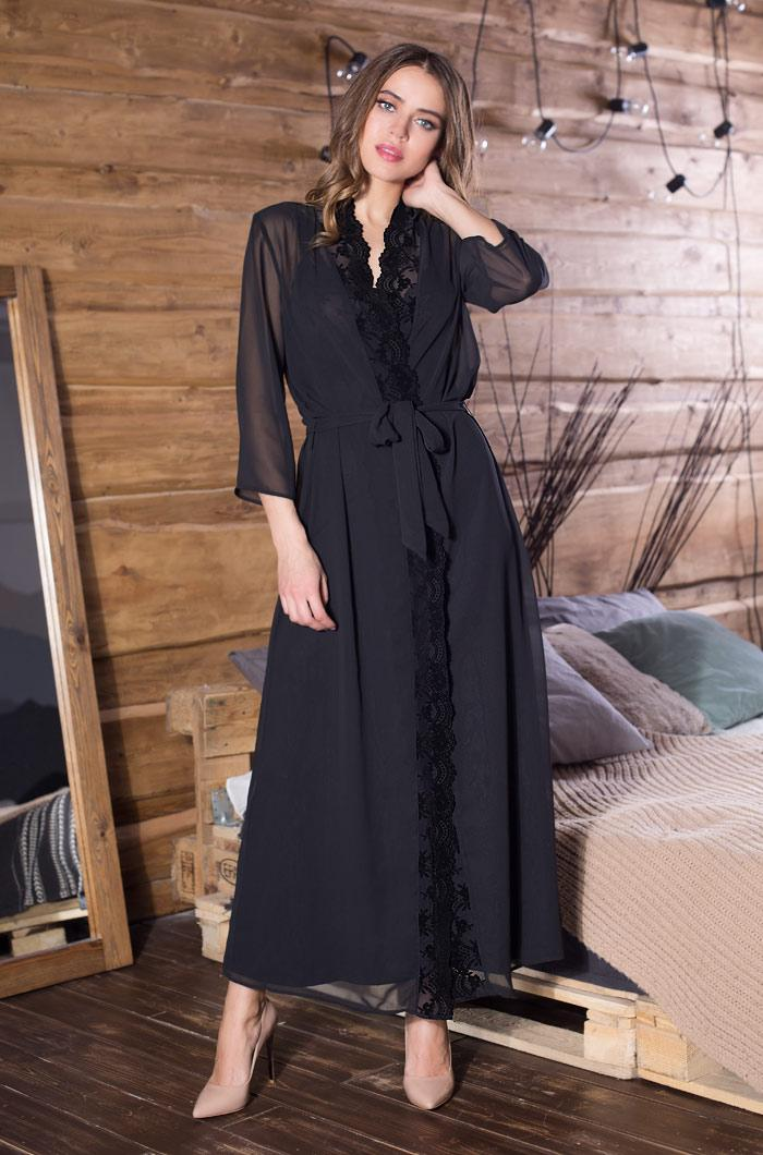 Элегантный халат. Италия Mia-Mia Elegance Velvet 12049
