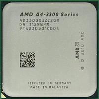 Процессор AMD A4-3300