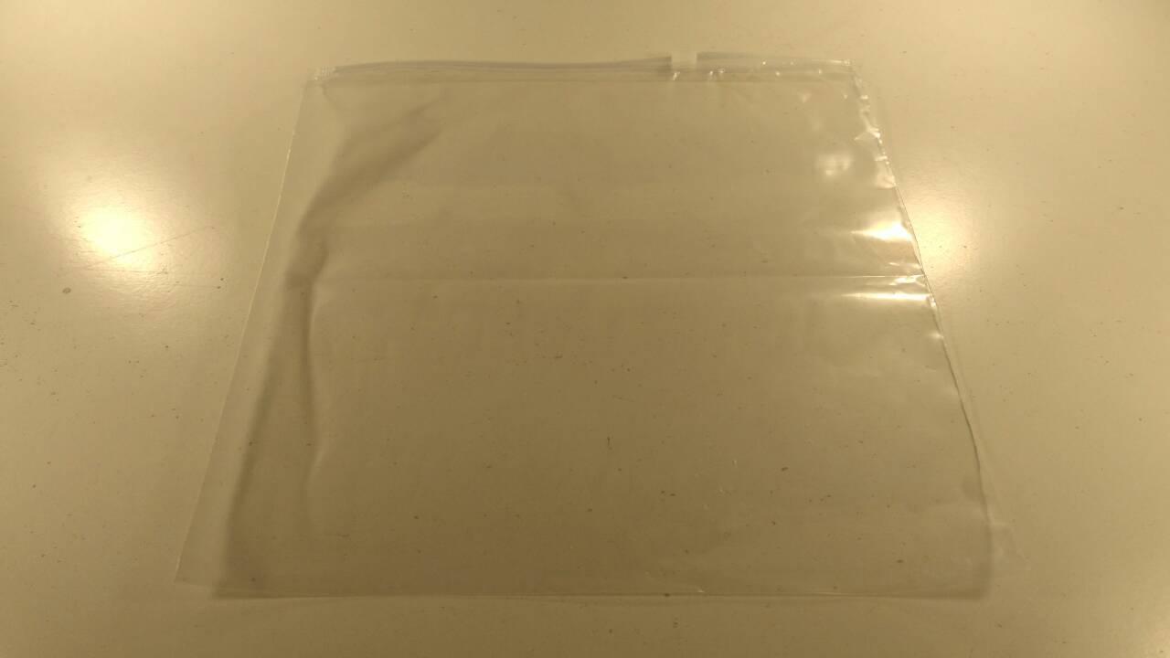 Пакет с замком Zip-lock (Слайдеры ) 27х28 (25шт)50мкм (1 пач)