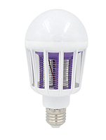 Уничтожитель комаров, светодиодная лампочка 2 в 1, фото 1