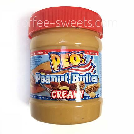 Арахисовая паста Peo Peanut Butter Creamy 340 гр, фото 2