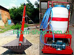 Протравители семян (протруювачі), протравитель к шнековому погрузчику, фото 2