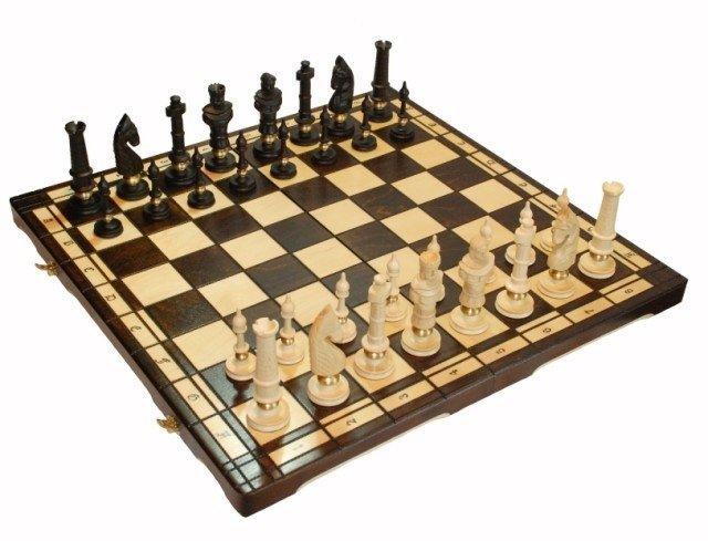 Шахматы сувенирные подарочные Польша