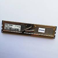 Игровая оперативная память OCZ Gold DDR2 2Gb 800MHz PC2 6400U CL5 (OCZ2G8008GQ) Б/У