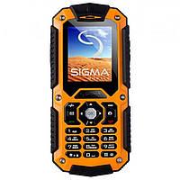 Мобильный телефон Sigma X-treme IT67 Dual Sim Orange (4827798283219), фото 1