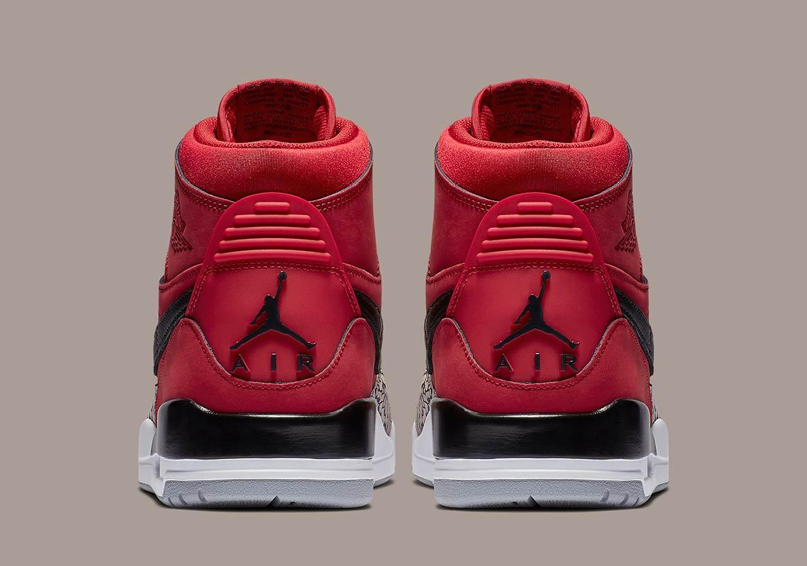 089b1e06 Баскетбольные кроссовки Nike Air Jordan Legacy 312