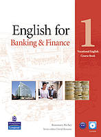 English for Banking and Finance 1 Vocational English Coursebook