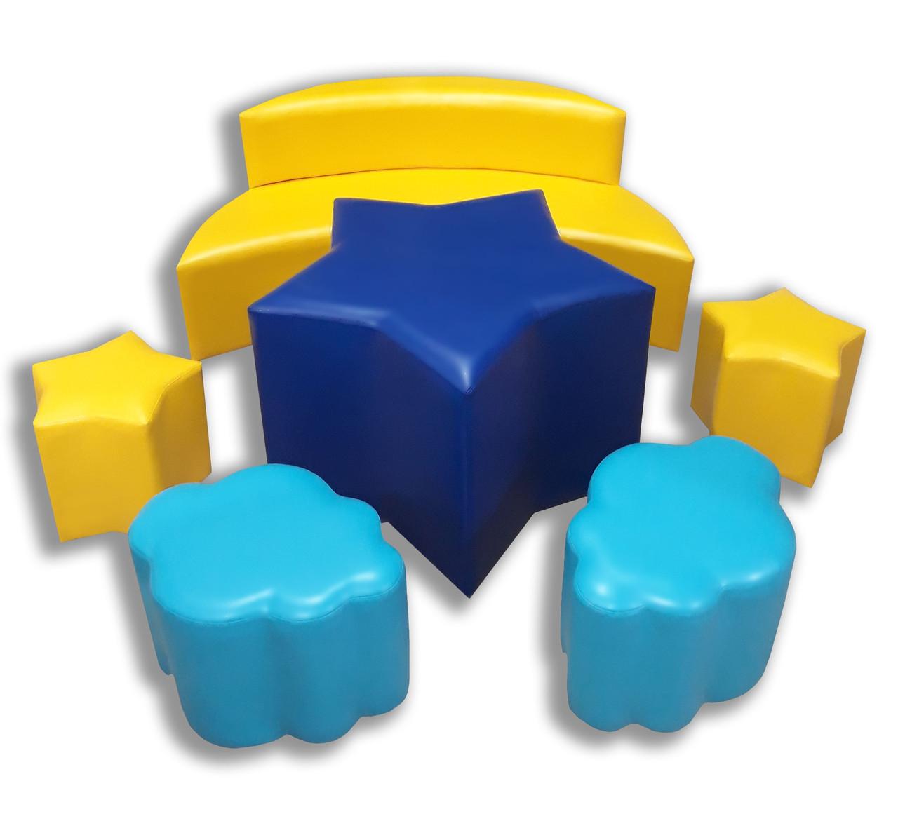 Дитячий комплект меблів Зоряне небо