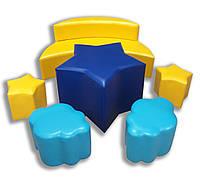 Дитячий комплект меблів Зоряне небо, фото 1
