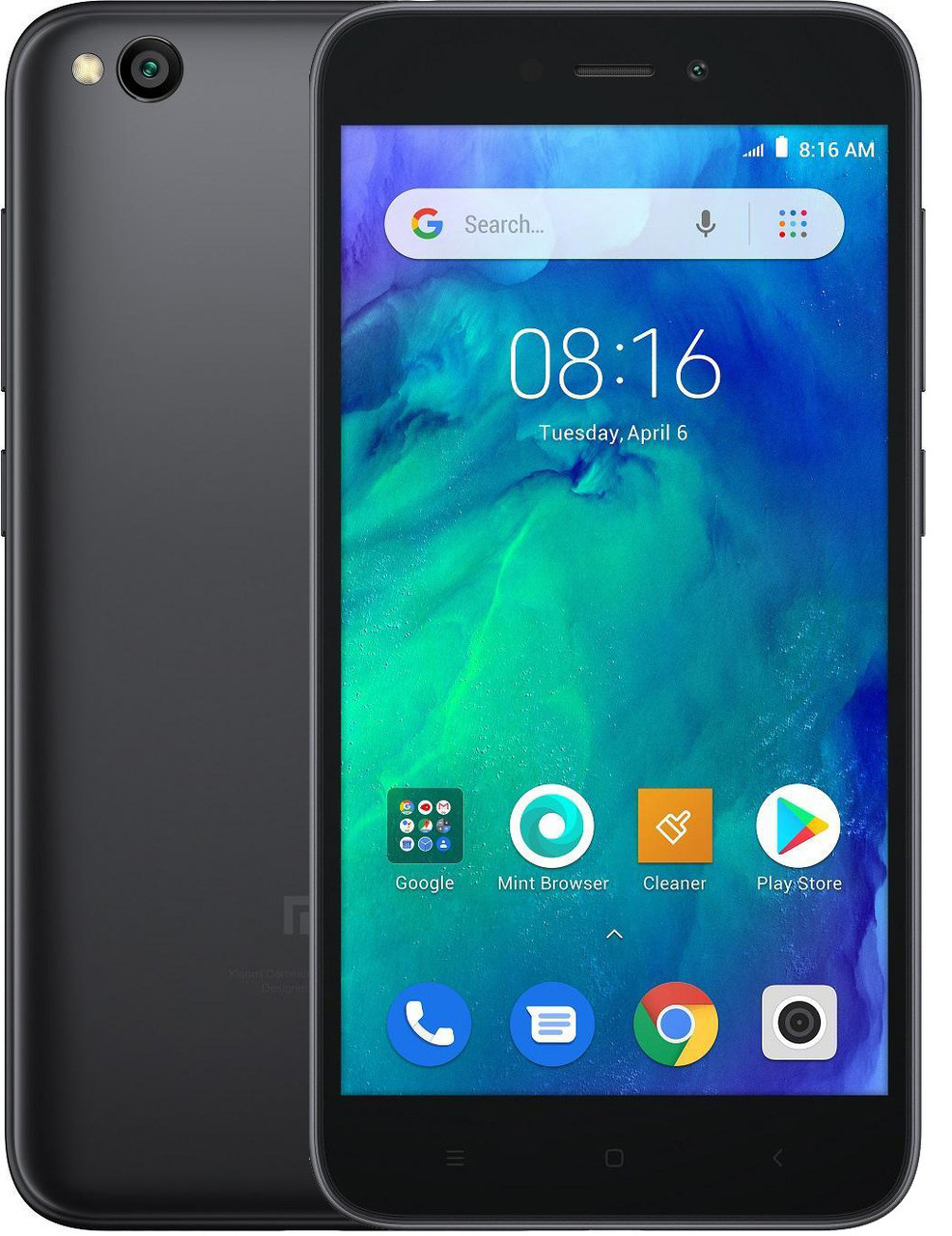 Смартфон Xiaomi Redmi Go 1/8Gb (Black) Global Version