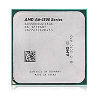 Процессор AMD A6-3500 (AD3500OJZ33GX) (FM1/2.1GHz/3M/65W)