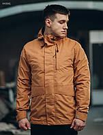 Мужская куртка Staff blown beige, фото 1