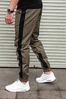 Мужские штаны джоггеры с лампасом Сл 1310, фото 1