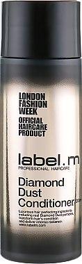 Кондиціонер для волосся Алмазний пил 200 мл label.m