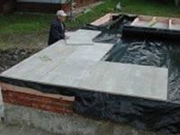 Плита ЦСП 16мм, цементно-стружечная плита, (3200х1200мм) для напольных покрытий и оснований под полы, фото 1