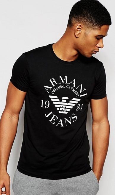 d33bb6f634cf Купить Футболка мужская Armani Jeans Армани | Robishop.com.ua – 917835847