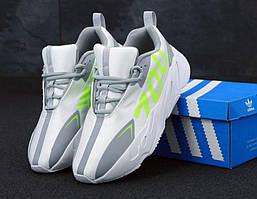 Мужские кроссовки Adidas Yeezy Boost 700 Grey (Адидас Изи Буст 700 в сером цвете)