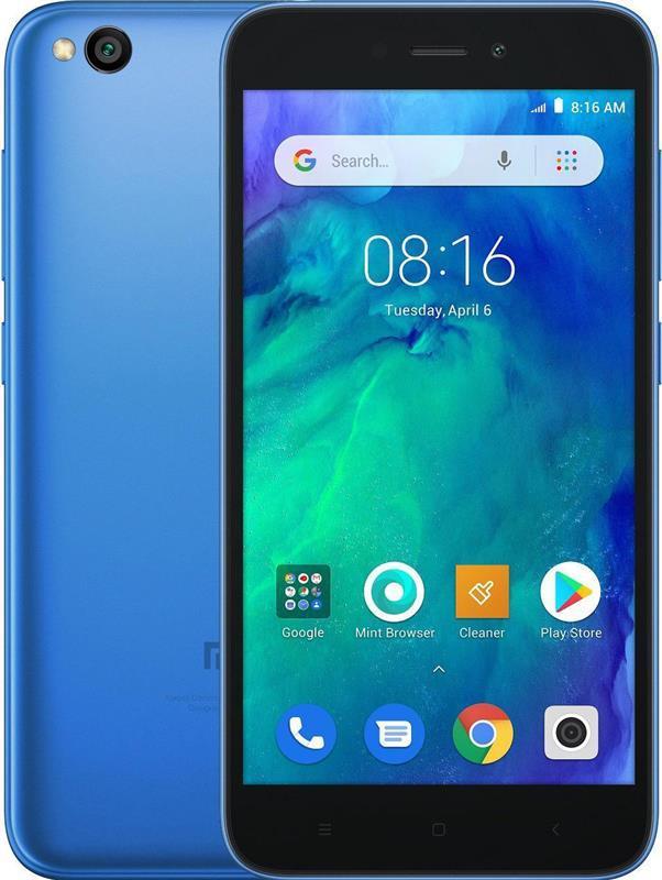 Смартфон Xiaomi Redmi Go 1/8Gb (Blue) Global Version