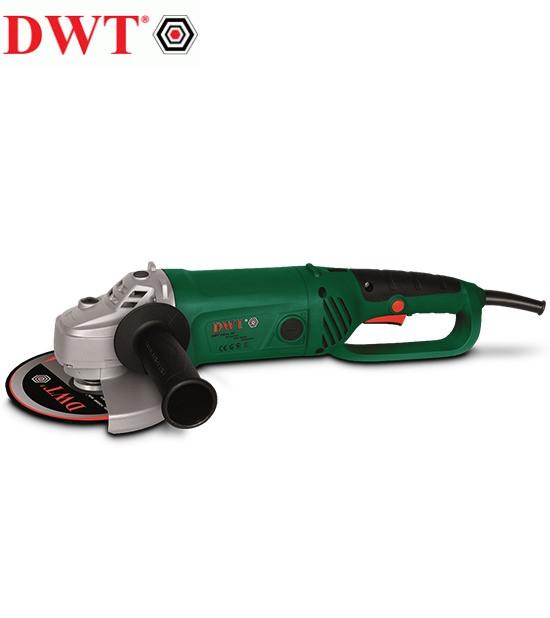 Угловая шлифовальная машина DWT WS13-150 D