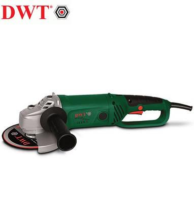 Угловая шлифовальная машина DWT WS13-150 D, фото 2