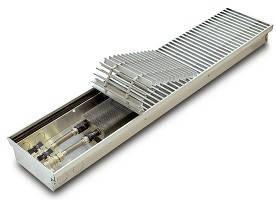 Внутрипольные конвекторы без вентилятора