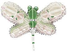 """БП-178 Набор для изготовления броши Crystal Art """"Теплое лето"""", Код товара: 1065504"""
