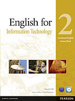 English for Information Technology 2 Vocational English Coursebook