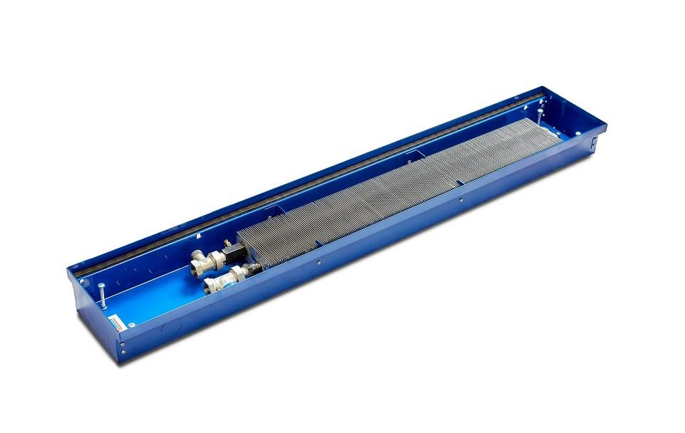 Внутрипольный конвектор без вентилятора TeploBrain Е mini 170