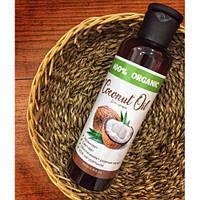 Органическое кокосовое масло Coconut oil для загара, 200 мл