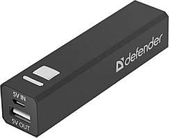 Power Bank, зовнішній портативний акумулятор Defender Lavita 2200 1A 1USB