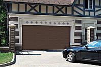 Ворота секционные гаражные c торсионом DoorHan серии RSD02