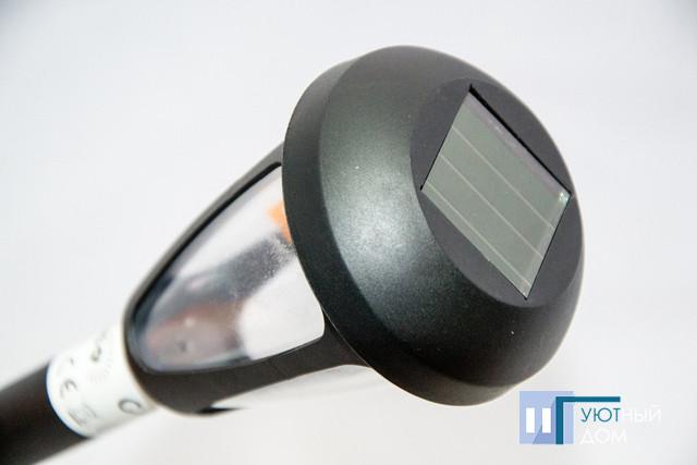 Газонный светильник на солнечной батарее LED Lemanso  CAB122