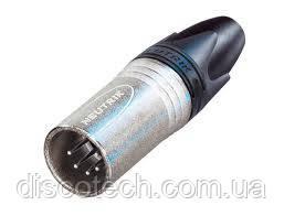 Коннектор XLR кабельная вилка, NC5MXX