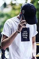 Футболка мужская Anti Social Social Club ASSC, анти социал клаб, фото 1