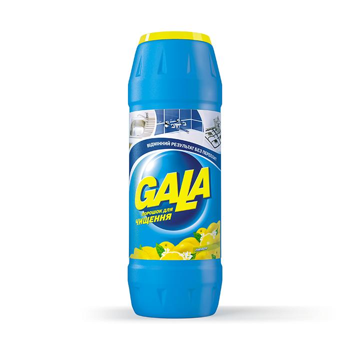 Чистящее порошок gala 500г